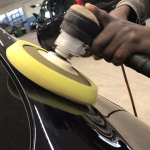 Lucidatura auto
